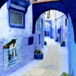 迷宮フェズと青い町シャウエン